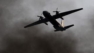 συντριβή του ρωσικού στρατιωτικού αεροσκάφους στη Συρία