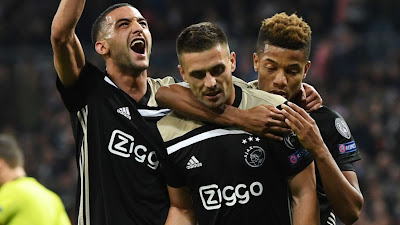 Highlight Real Madrid 1-4 Ajax, 5 Maret 2019
