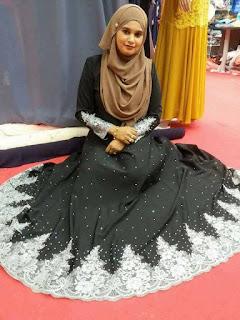 dress tunang online
