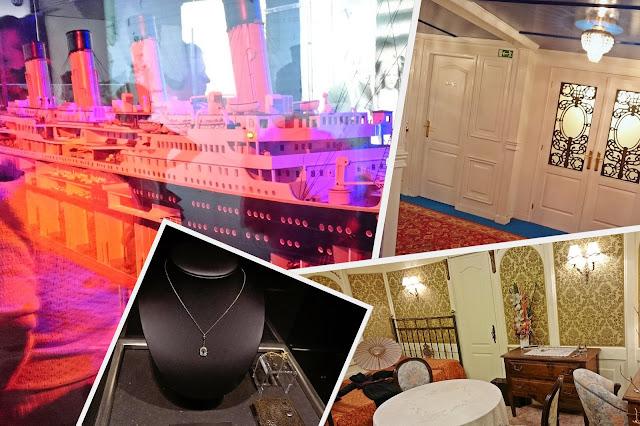 """Titanic the Exhibition - Skarby z legendarnego """"niezatapialnego"""" statku"""