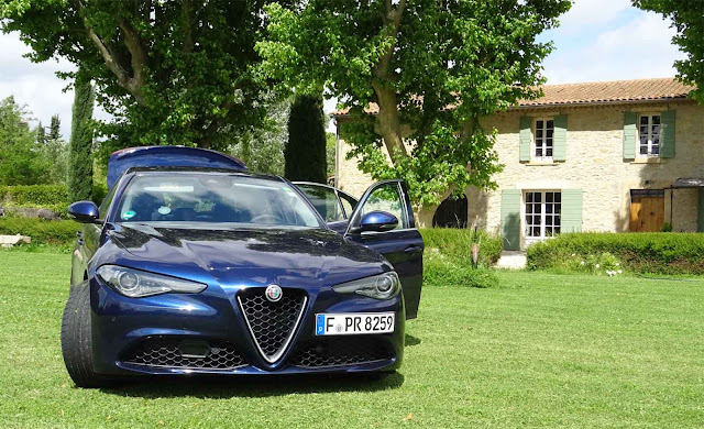 Hyper Car Beast Look der Alfa Romeo Giulia Super