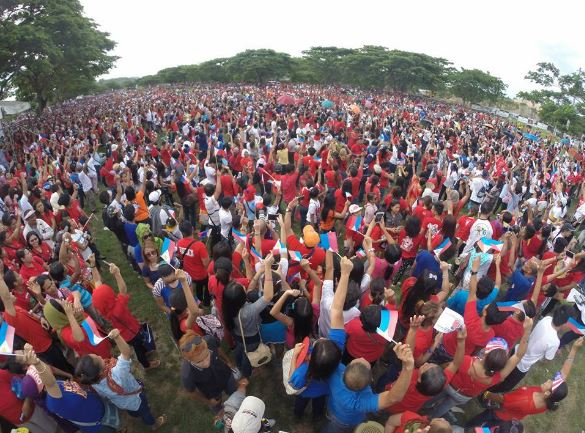 Duterte rally Davao