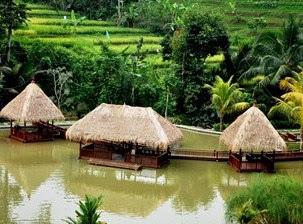 Destinasi Obyek Wisata The Jhon S Aquatic Resort Di Babakan Karet