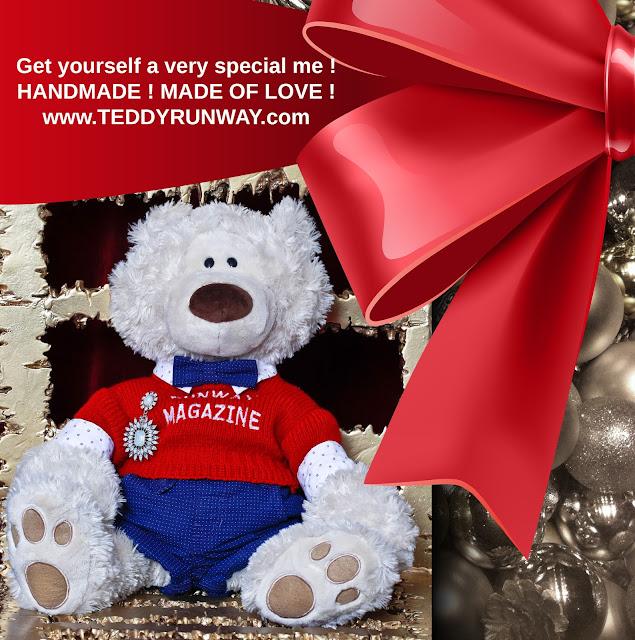 Teddy Runway from Runway Magazine