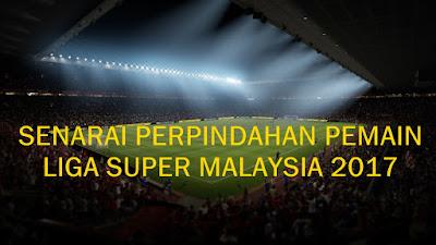 Pemain Liga Malaysia 2017