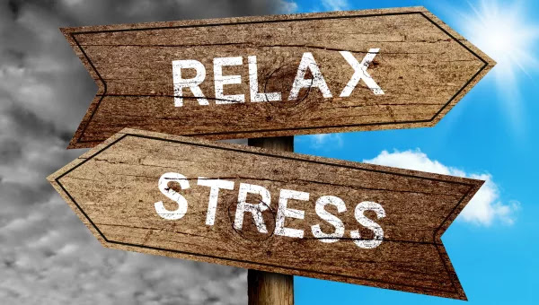 10 Ways to Relieve Stress for National Stress Awareness Day - April 16th