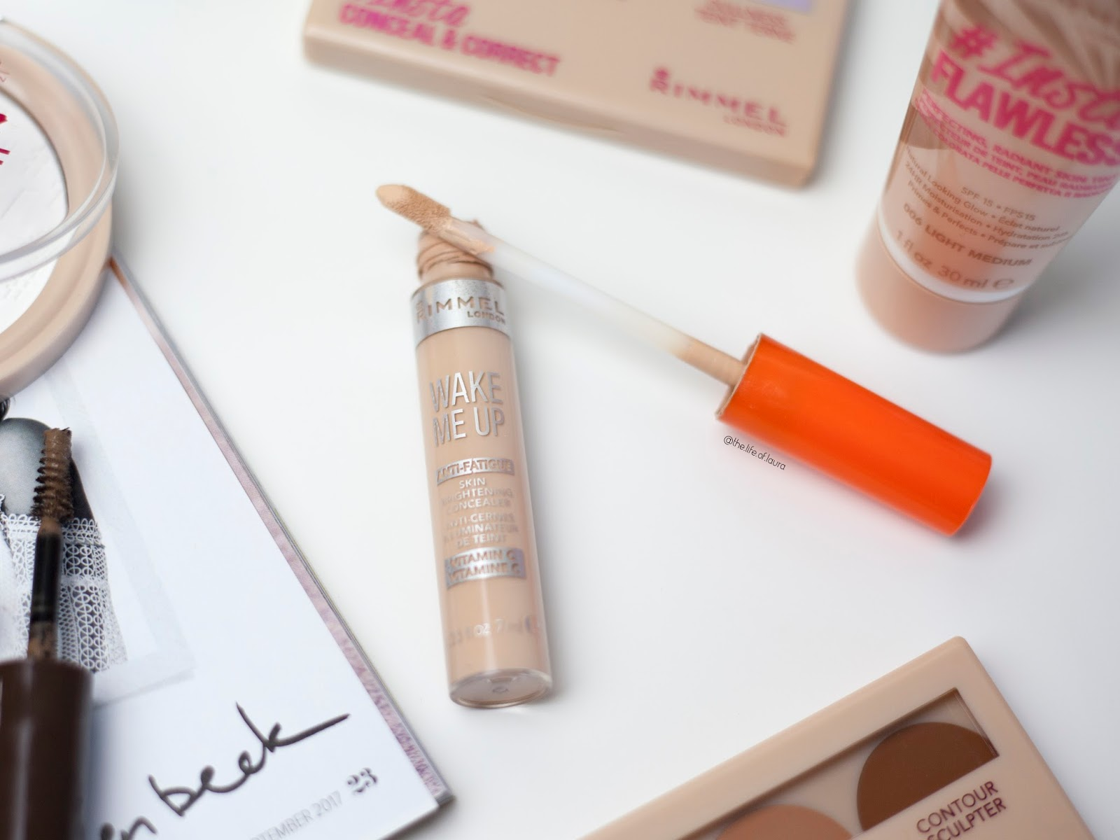 Wake Me Up Concealer Rimmel London