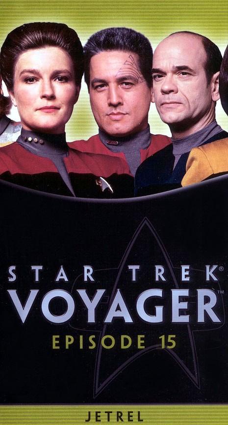 Star Trek: Voyager - Season 1 Episode 15: Jetrel