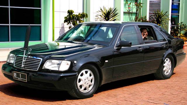 Mercedes Benz W140