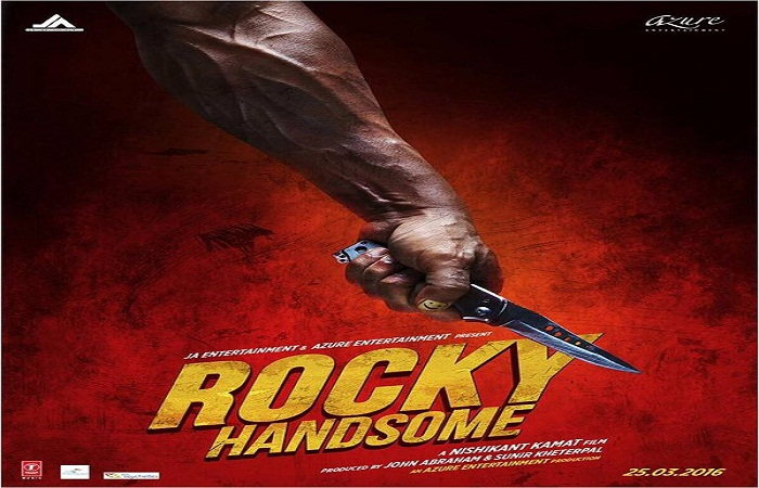 Latest John Abraham Rocky Handsome (2016) box office collection Verdict (Hit or Flop) wiki, report New Records, Overseas day and week end.