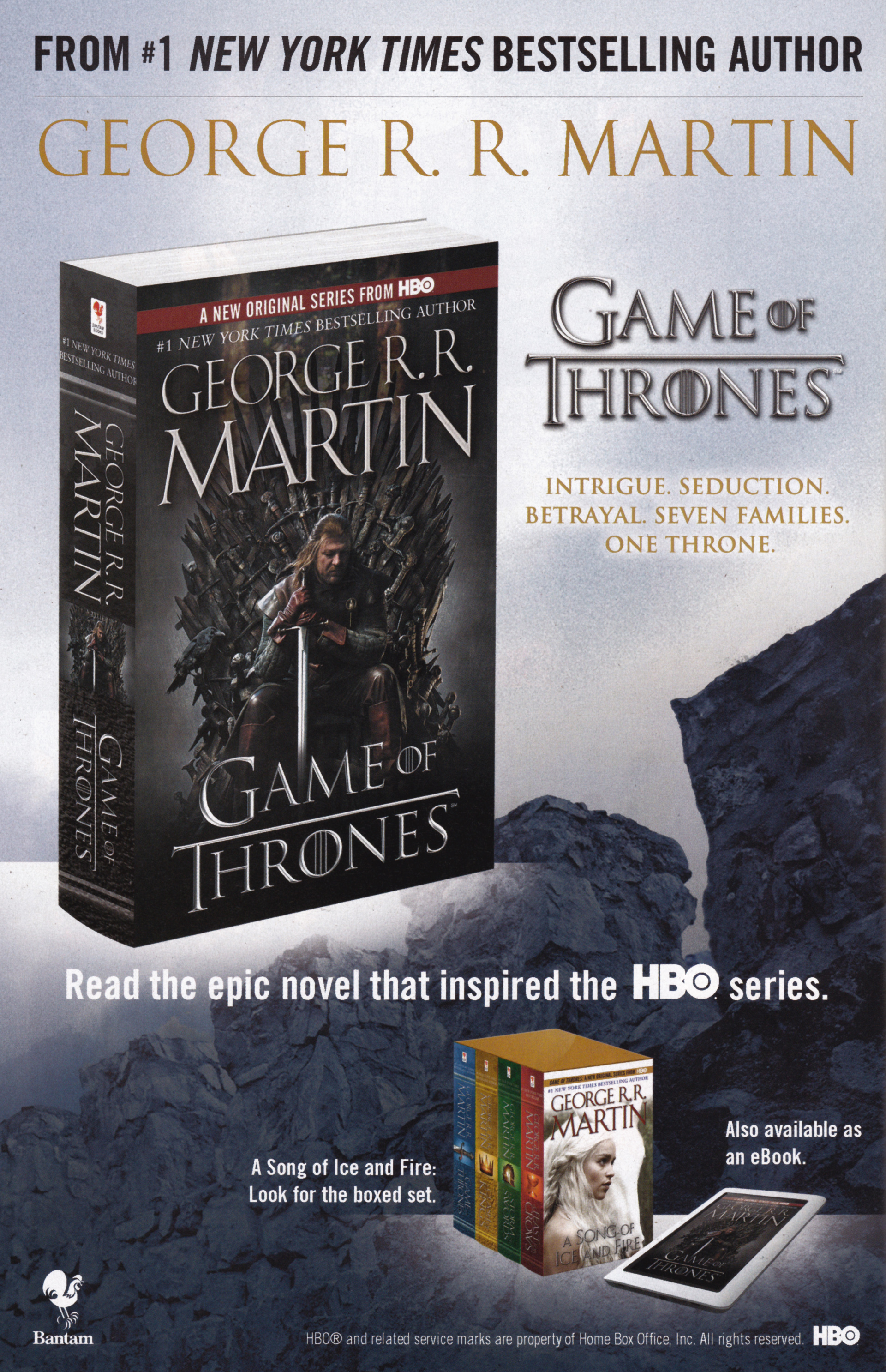 Read online A Game Of Thrones comic -  Issue #13 - 32