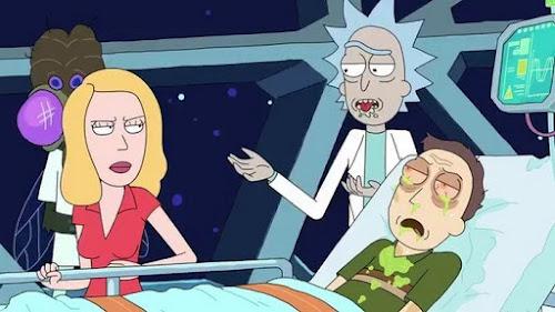 Rick Y Morty Temporada 2 Capitulo 8 en Español