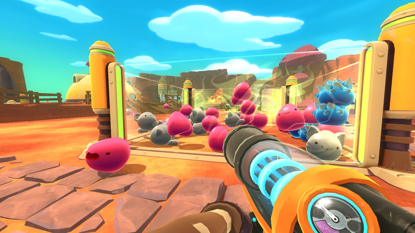 Radiator Blog: Go West young Slime Rancher, and grow up with the country