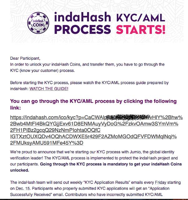 KYC Indahash