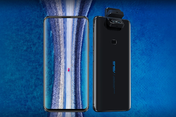 ASUS ZenFone 6 with 6.4-inch FHD+ NanoEdge display, 48MP flip camera and Snapdragon 855 launched