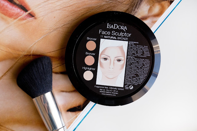 IsaDORA Face Sculptor «Natural Bronze» 11