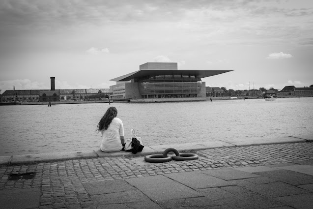 Opera house-Copenhagen