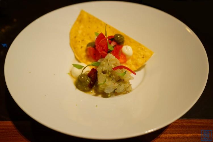 Le Chameau Bleu - Gamb Sauvage Spicy Taco - Ghent - Volta - Week end à Gand en Belgique