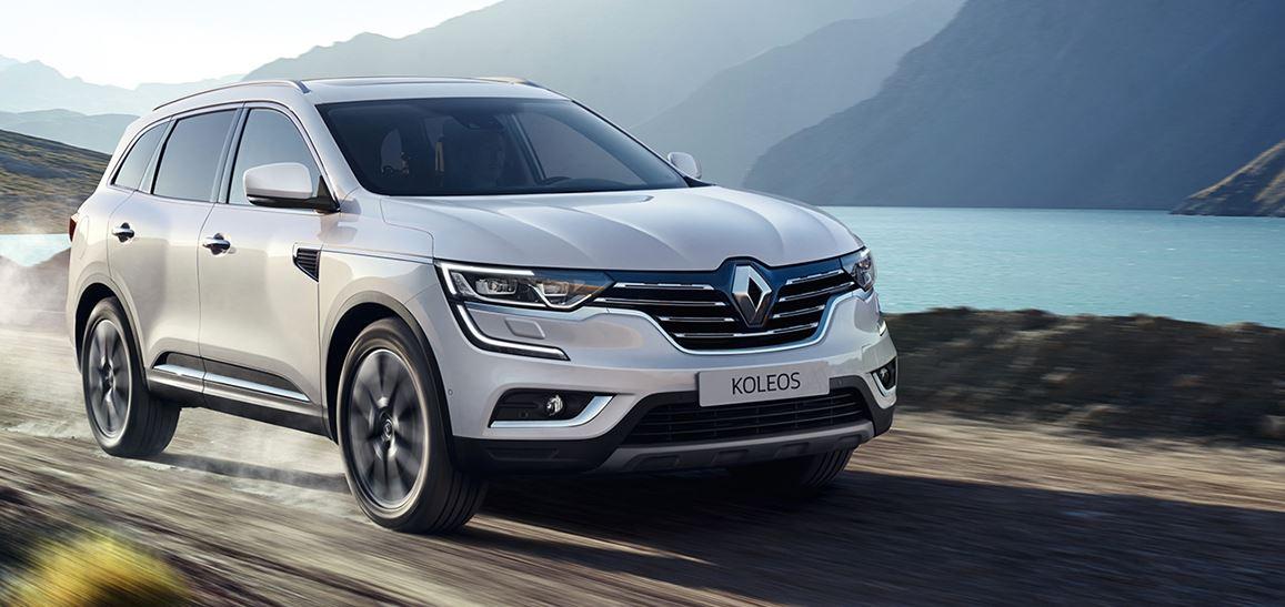 Nuova Renault Koleos 2016 2017