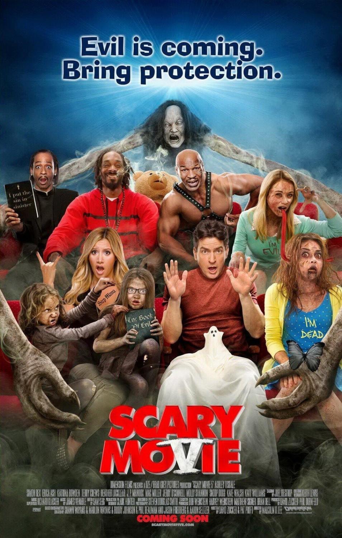Phim Online Hay Nhất Kinh Dị 5 Scary Movie 5 2013 Ts