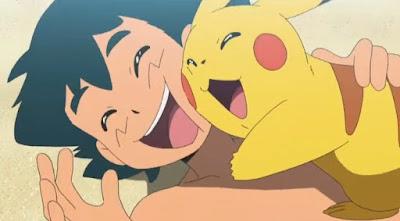 Pokemon Sol y Luna Capitulo 20 Temporada 20 Promesa de compañeros