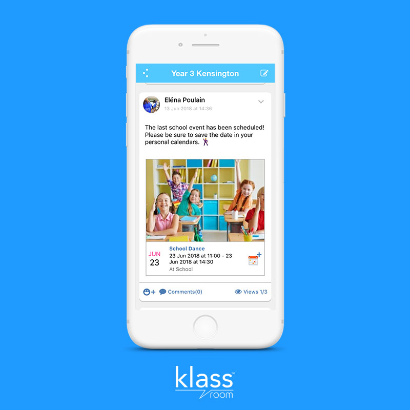 Klassroom: The Parent-Teacher Communication App Built for Today's Elementary School  Experience