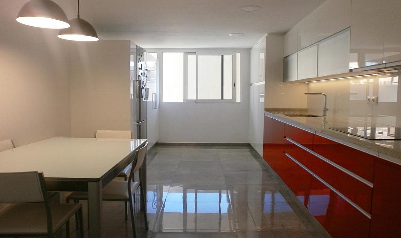 Lavadero y cocina un espacio coherente cocinas con estilo for Lavadero cocina