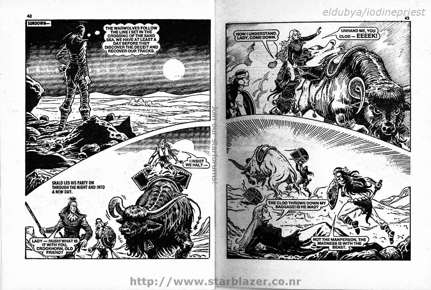 Starblazer issue 267 - Page 23