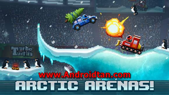 Drive Ahead! Mod Apk v1.43 Android Terbaru 2017 Free Download
