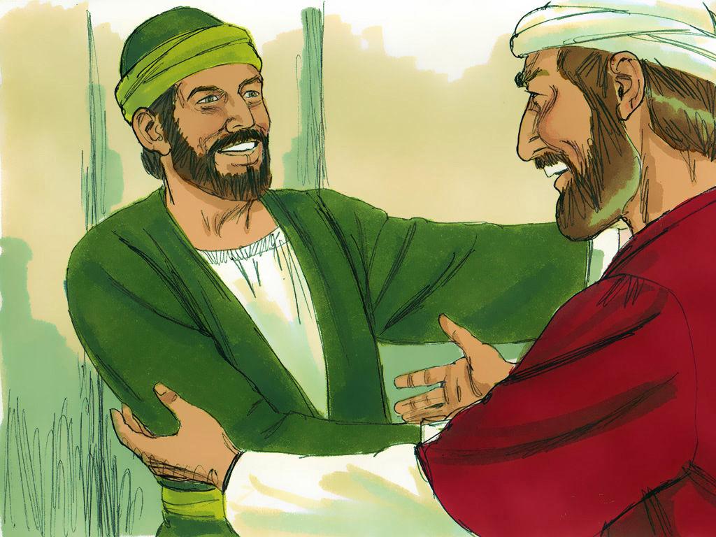 Topical Bible: Barnabas
