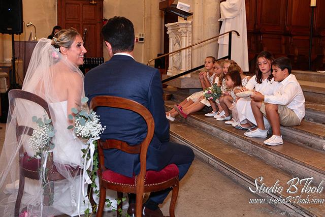 Eglise de vernaison mariage