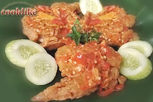 Resep Masakan Ayam Geprek Pedas