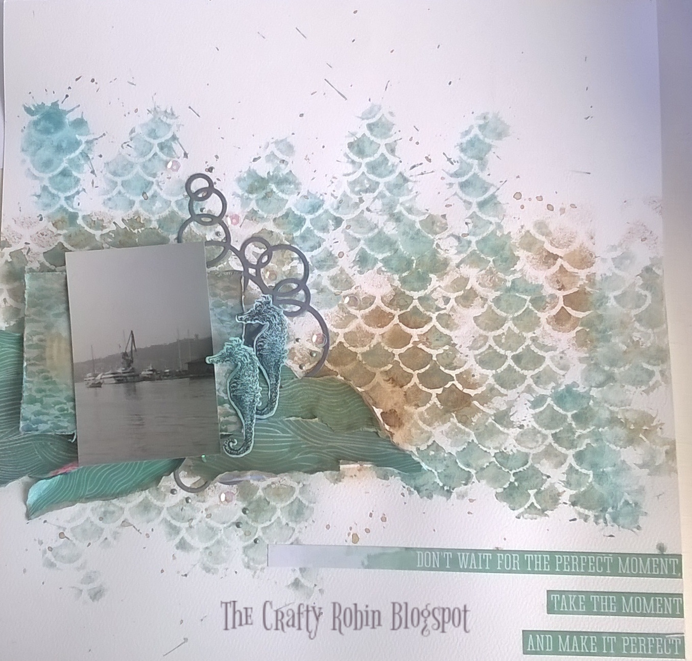 How to make scrapbook in facebook - Happy National Scrapbooking Day And A Challenge Over At The Jones Crafts Facebook Page