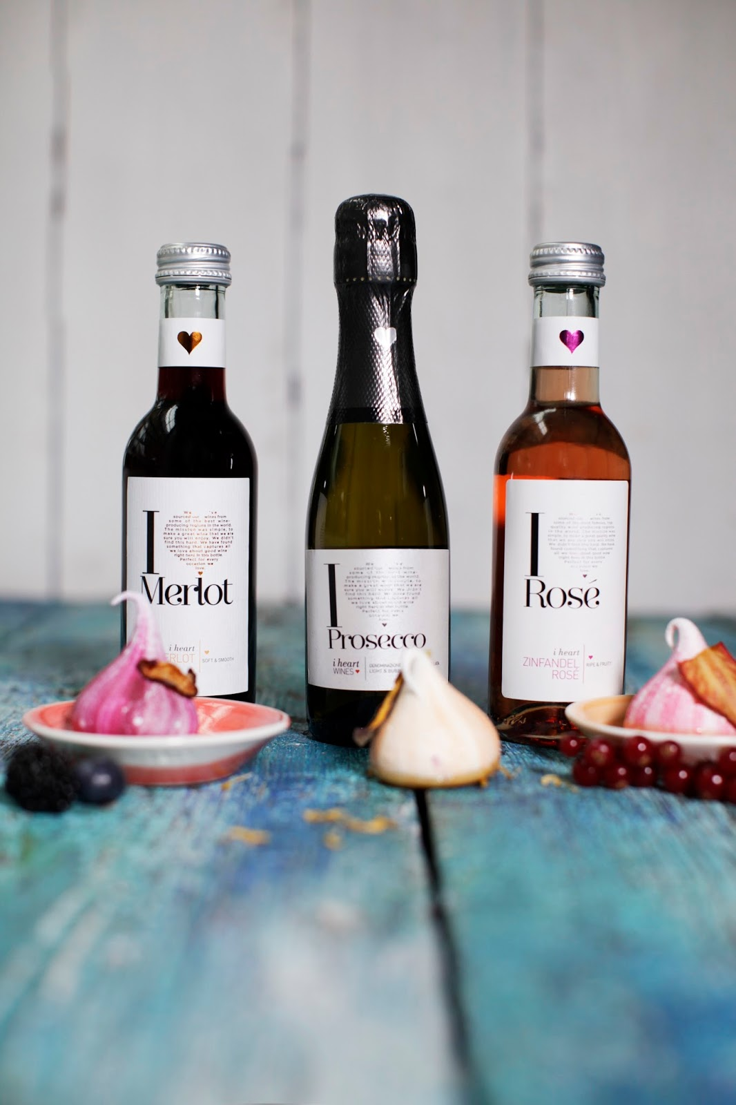 How To Make I Heart Prosecco Merlot Wine Infused Meringue