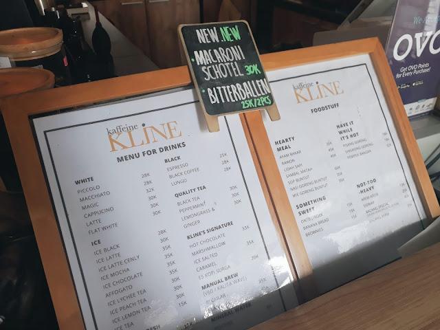 Kaffeine Klein, Mampang Prapatan