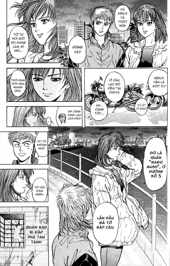 Psychometrer Eiji chapter 35 trang 5