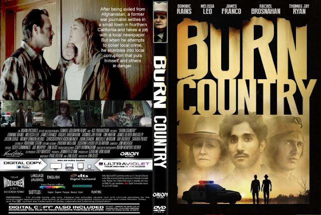 Burn Country (2016) ταινιες online seires oipeirates greek subs