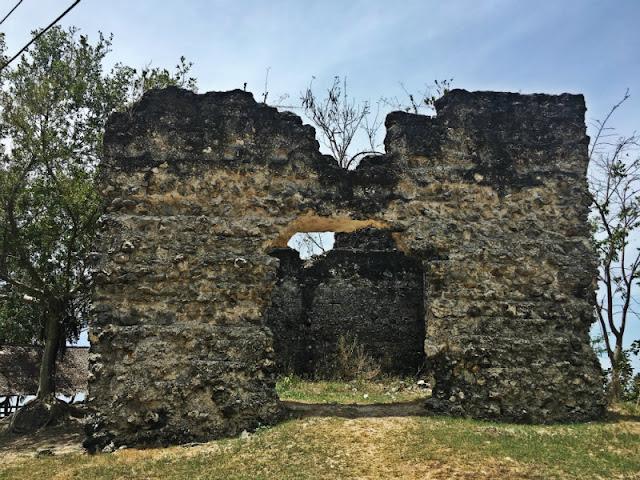 Obong Ruins Obong Dalaguete Cebu