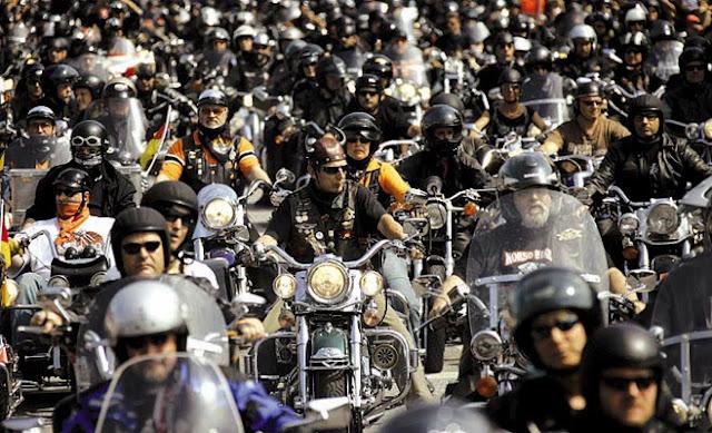Harley-Davidson 1.000 Miglia Ride 2017 στην Πελοπόννησο