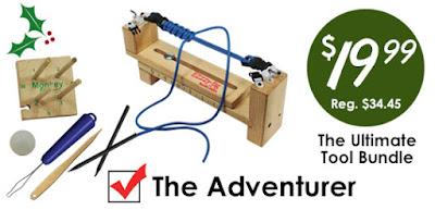 Parachute Cord Craft Holiday Tool Bundle Discount Expires 12/31/16