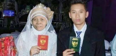 Pemuda Ini Mengacam Minum Raccun dan B3rjinah Apabila Tidak Menikah Dengan Nenek 80 Tahun INI!