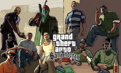 Misi Game GTA (Grand Theft Auto) SAN ANDREAS  Wajib Diketahui
