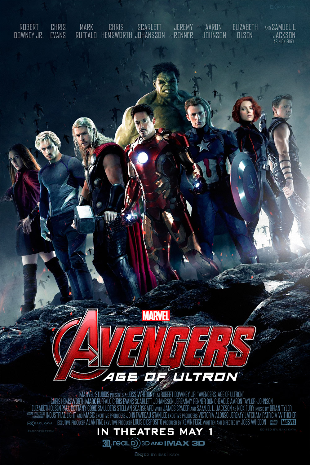 Download Film Avengers Age Of Ultron Bluray : download, avengers, ultron, bluray, WatchTime:, Avengers, Ultron, Bluray, Download