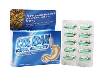 Colidan - Manfaat, Dosis, Efek Samping dan Harga