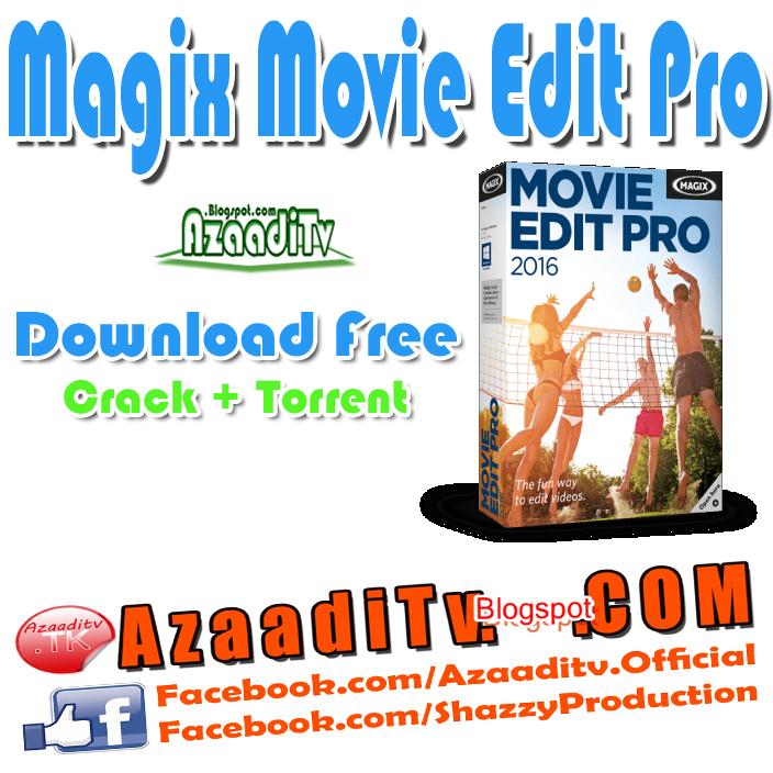 magix video pro x2 crack