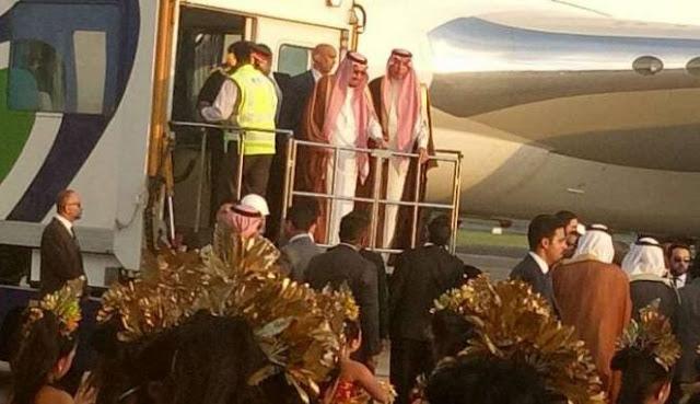 Sebanyak Inilah Uang Yang Dihabiskan Raja Salman Dan Rombongan Selama Berada Di Indonesia