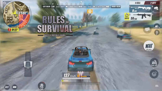 Download Rules of Survival MOD APK free on Android