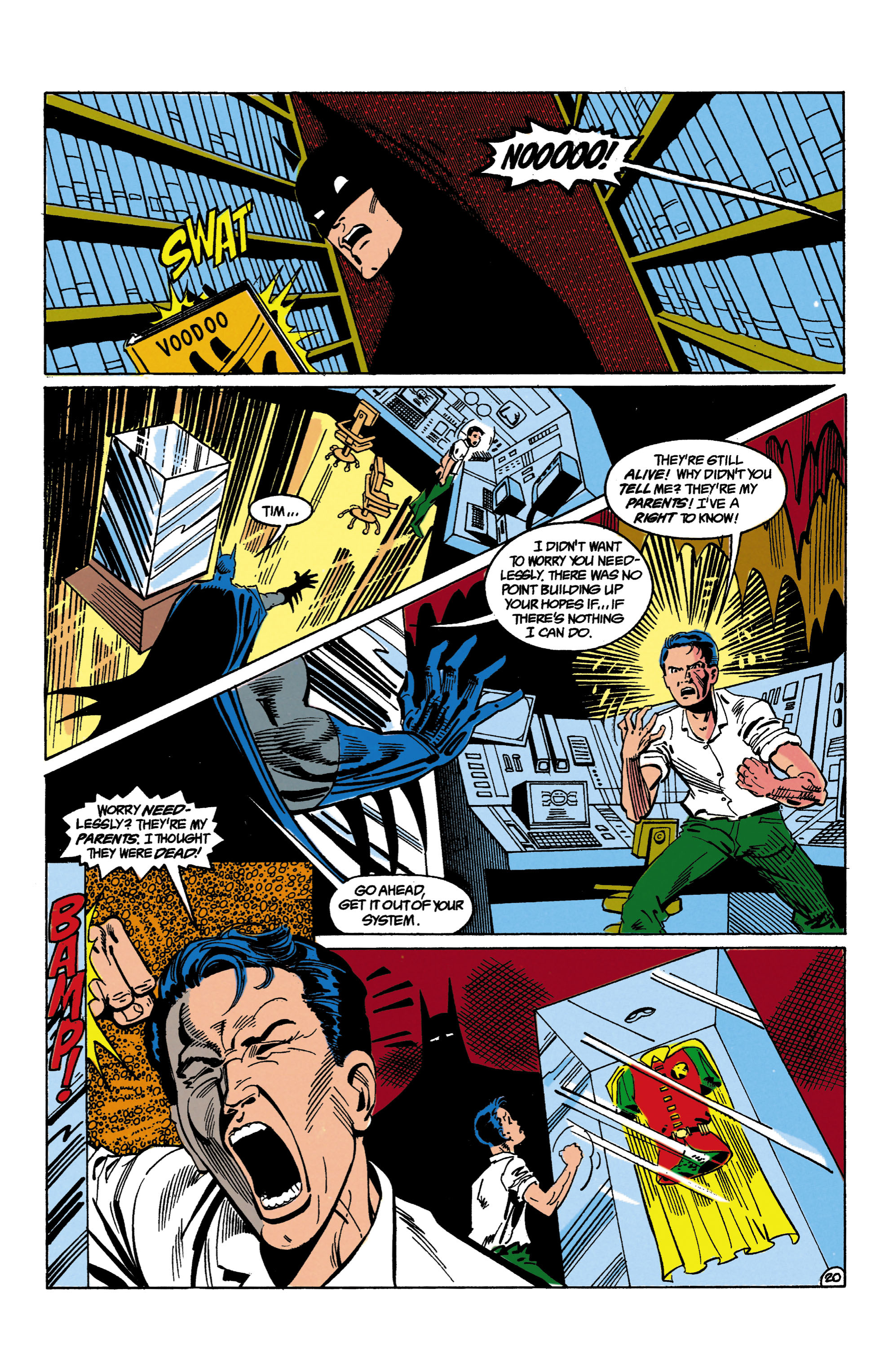 Detective Comics (1937) 619 Page 20