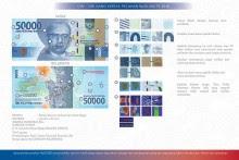 11 Uang Rupiah Baru diluncurkan Hari ini