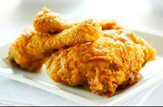resep membuat ayam renyah fried chicken ala resto yang lezat